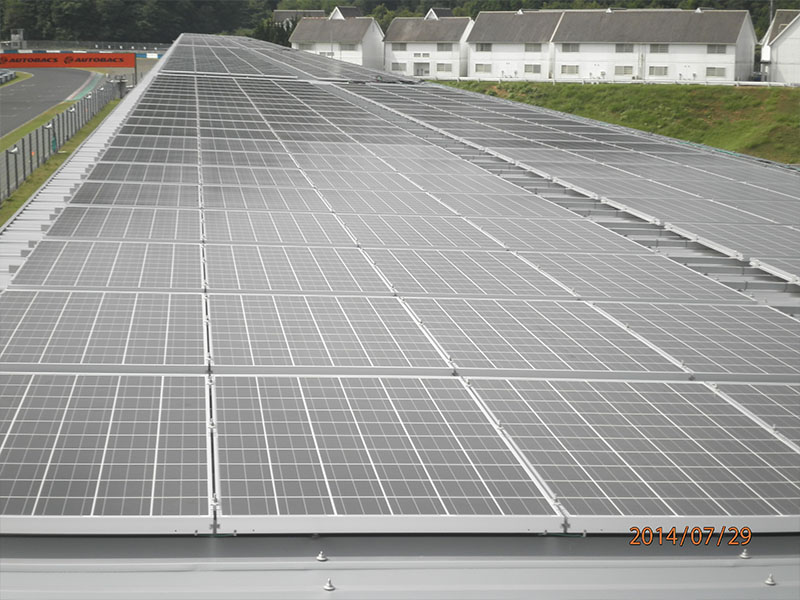 太陽光パネル(屋上、屋外)設置工事